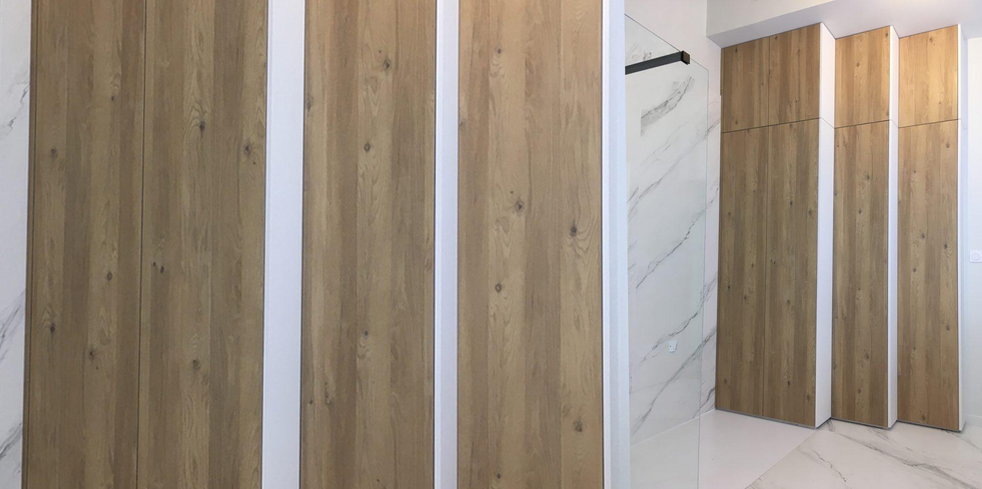 Réaménagement Particulier Pojet Va Salle d'eau armoire de rangement 4